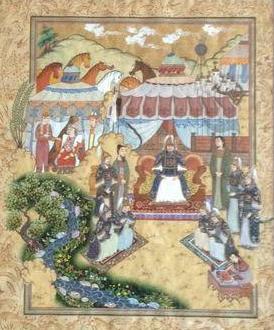 2. Чингисхан с Джэбэ и Субэдэем.JPG